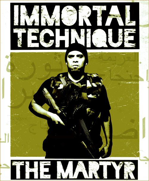Immortal Technique hip hop zona