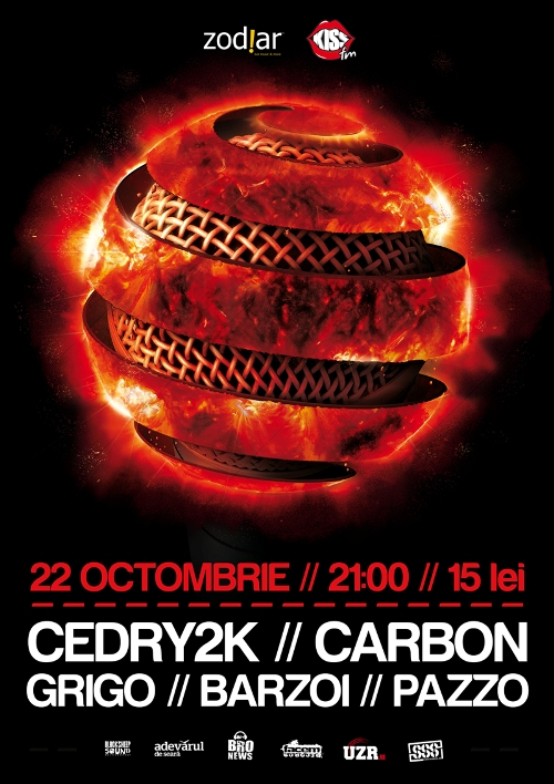 cedry2k carbon concert galati