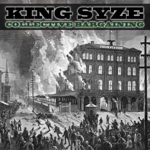 king syze golden casket hip hop zona