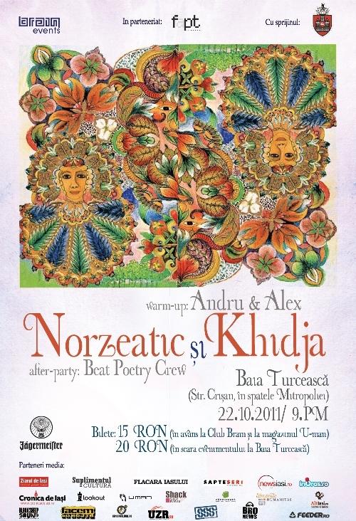 norzeatic khidja concert