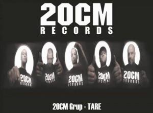 20 cm tare zona hip hop