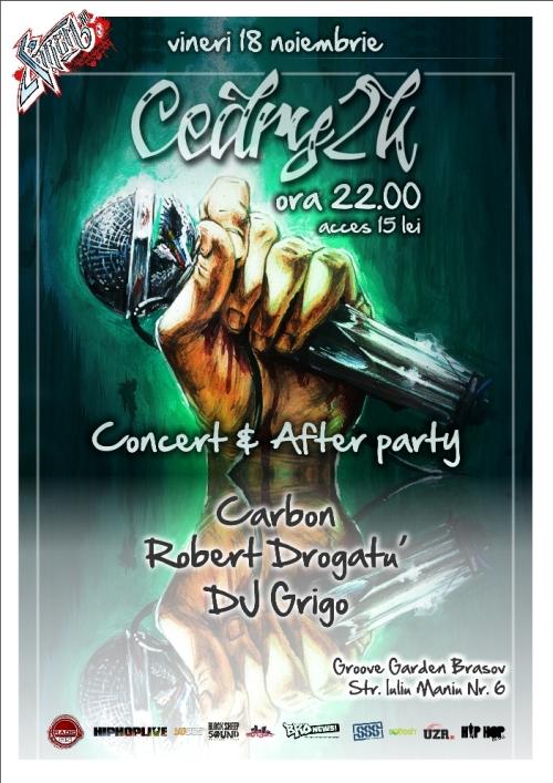 cedry2k carbon zona hip hop