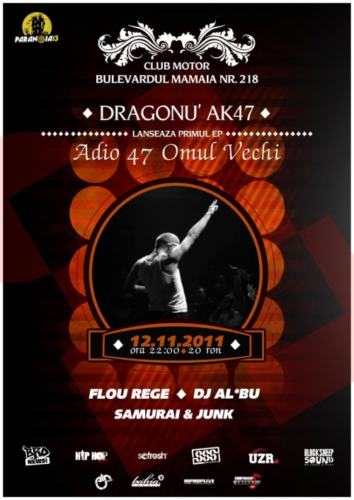 dragonu hip hop