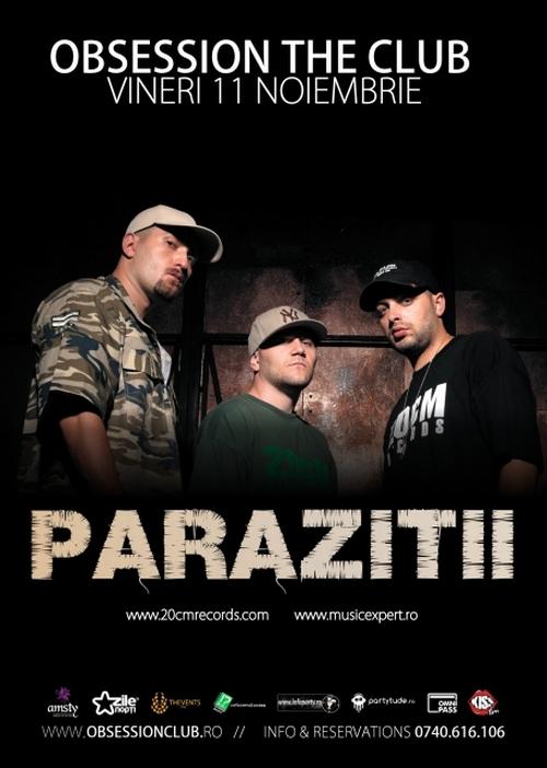 parazitii cluj napoca zona hip hop
