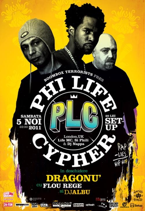 phi life cypher zona hip hop