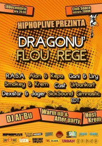 dragonu zona hip hop