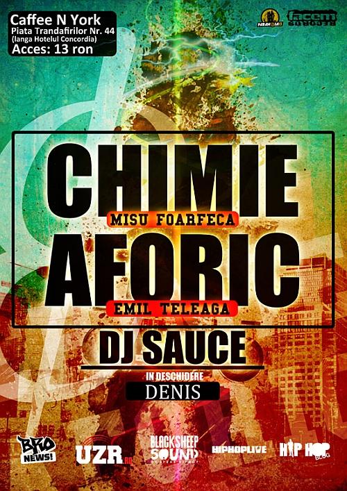 chimie aforic zona hip hop