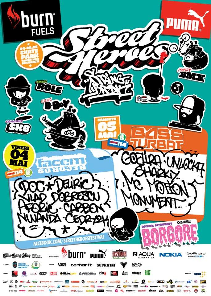 Street Heroes Spring Break