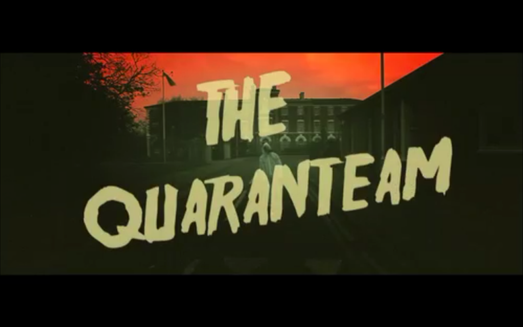 The Quaranteam