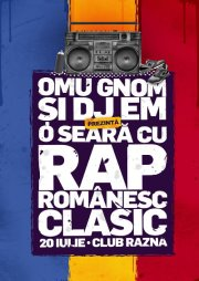 omu gnom dj em o seara cu rap romanesc zona hip hop