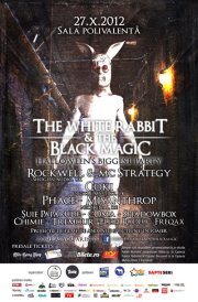 the white rabbit & the black magic zona hip hop